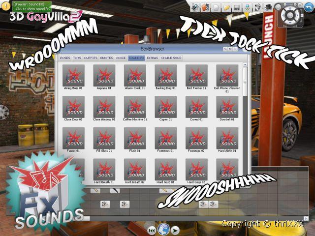 3DGayVilla2 v124 0 1 006 big so unique sex sounds and