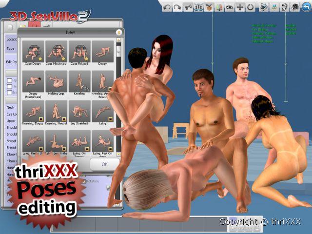 Оригинал игры не нужен для запускаИгры 3D Sex Villa скачать торрент бесплат