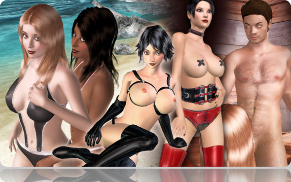 Interactive 3d Sex Game
