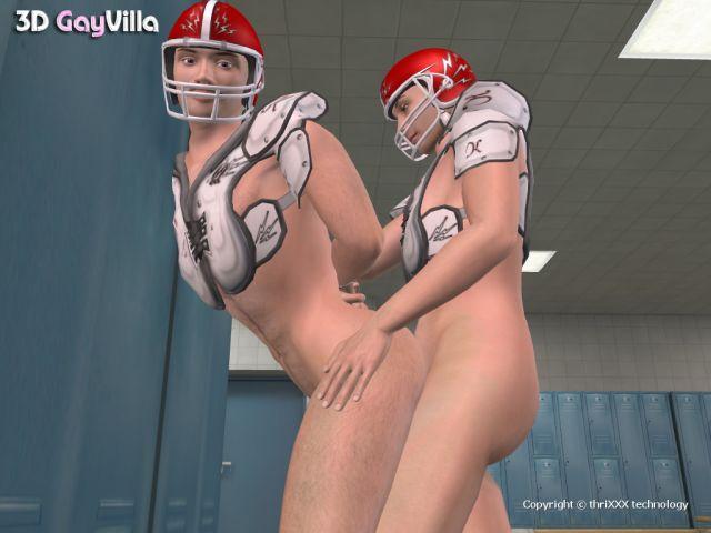 3D GayVilla 0024 big Extreme Teen 32